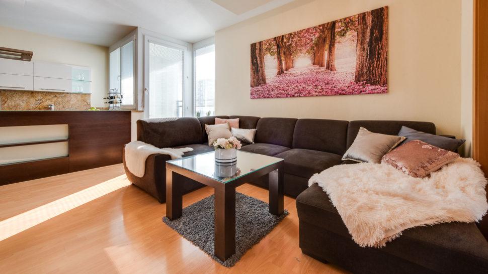 Predaj 4 izbového bytu