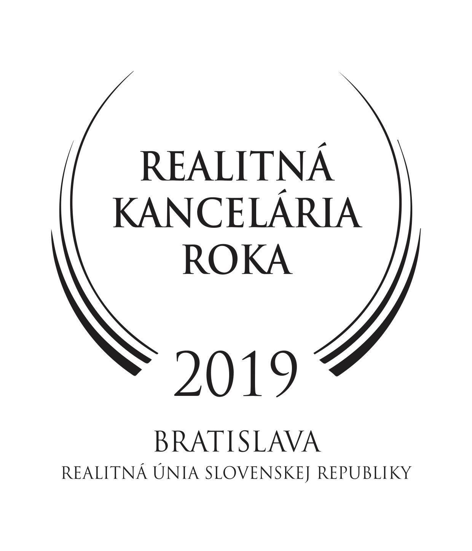 Realitna kancelaria roka 2019 - Bratislava